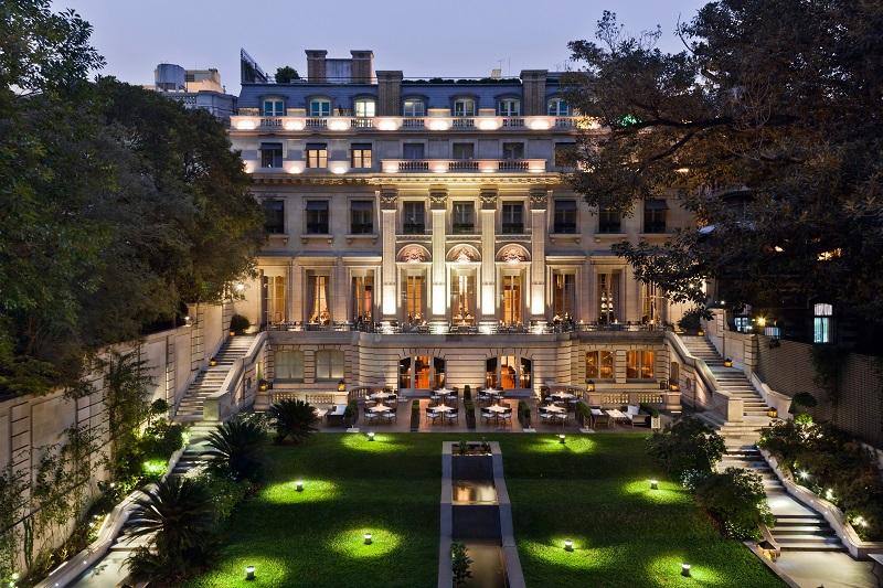 Hotel luxuoso em Buenos Aires