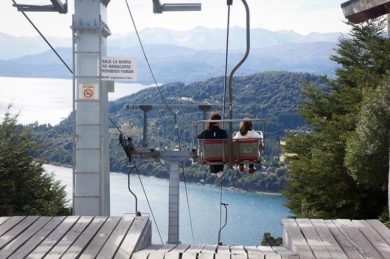 Teleférico em Bariloche - Argentina