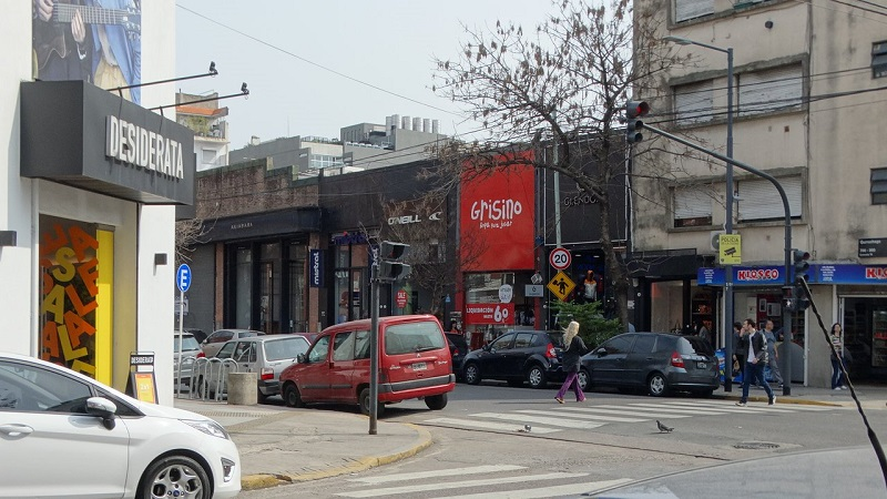Calle Aguirre Outlets em Buenos Aires