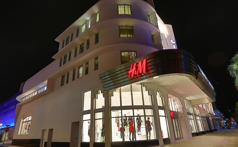 H&M no Luxury Outlet Luján - Buenos Aires