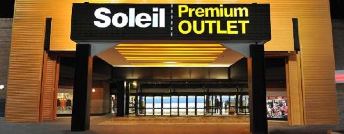 Soleil Premium Outlet em Buenos Aires