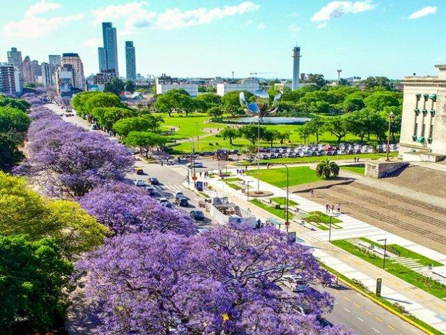 Buenos Aires em setembro