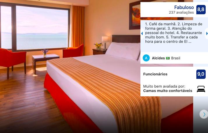 Xelena Hotel & Suites em El Calafate
