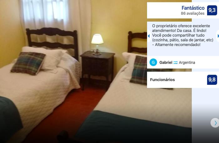 Hostal Habitaciones em Salta