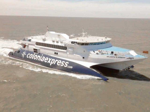 Como se locomover com ferry de Buenos Aires