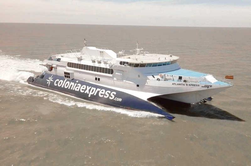 Colonia Express em Buenos Aires - Argentina
