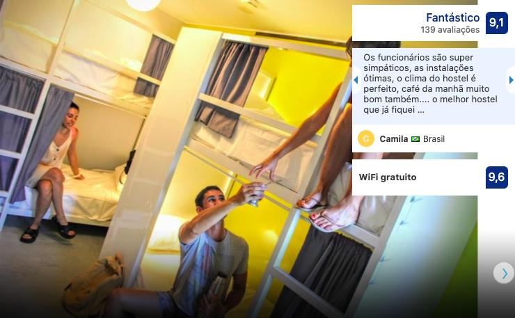 Hostel Viajero em Buenos Aires